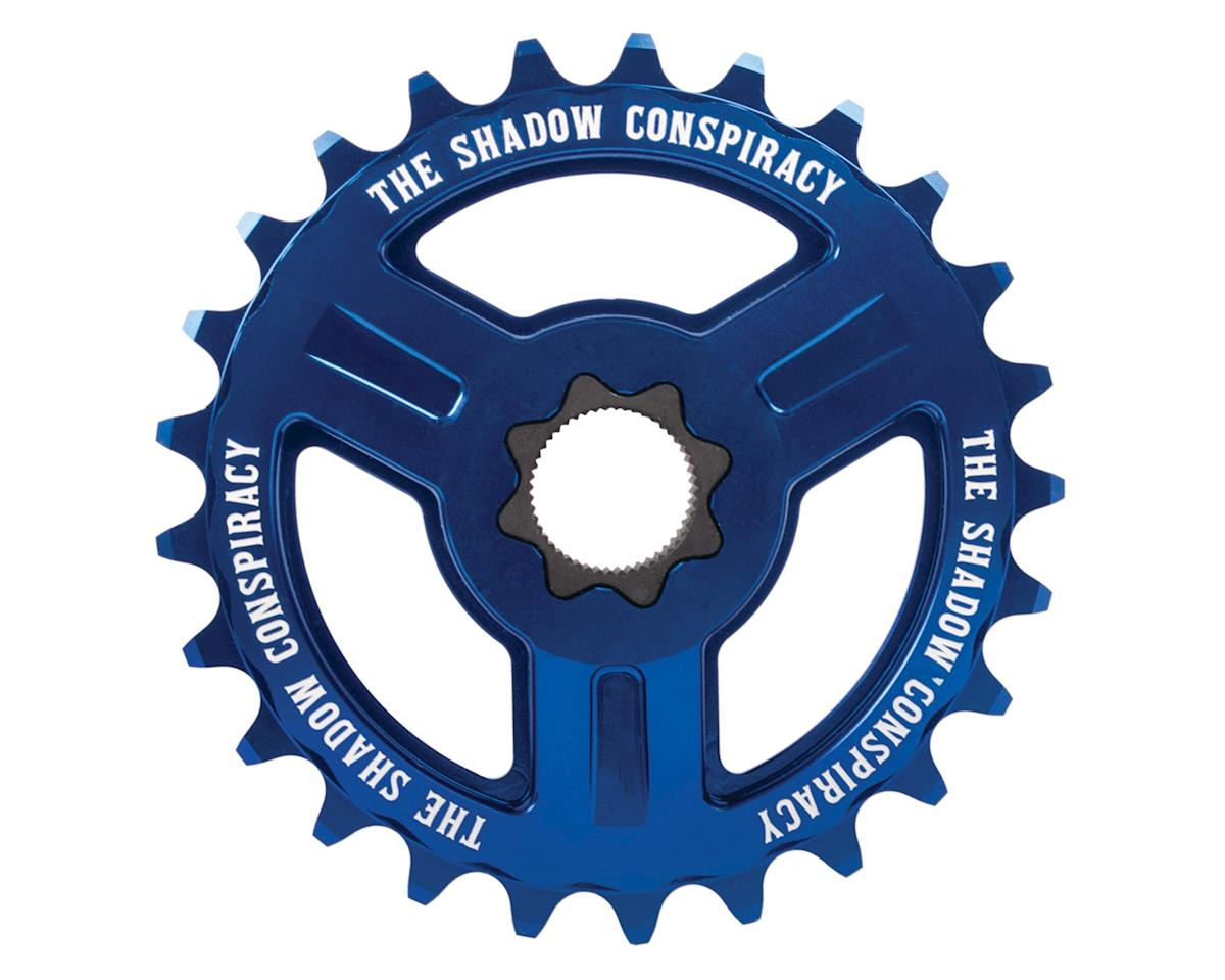 The Shadow Conspiracy Motus Spline Drive Sprocket (Blue) (25T)