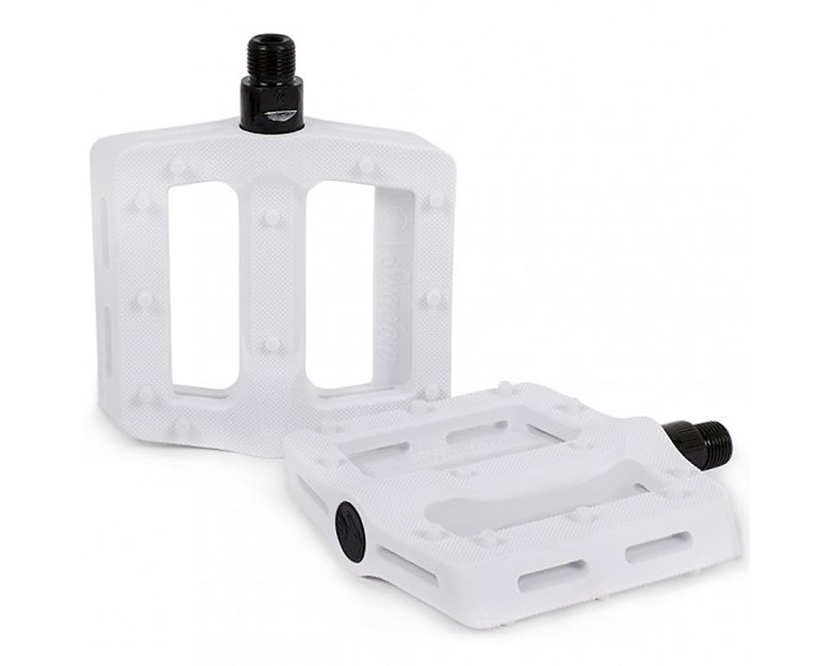 """The Shadow Conspiracy Surface Plastic Pedals (White) (9/16"""")"""