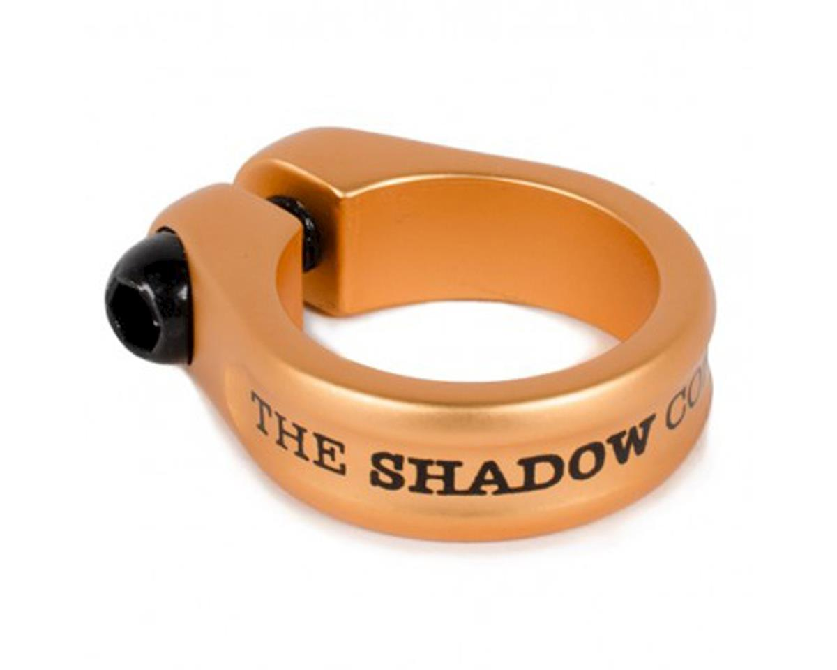 """The Shadow Conspiracy Alfred Lite Seat Post Clamp (Matte Copper) (1-1/8"""")"""