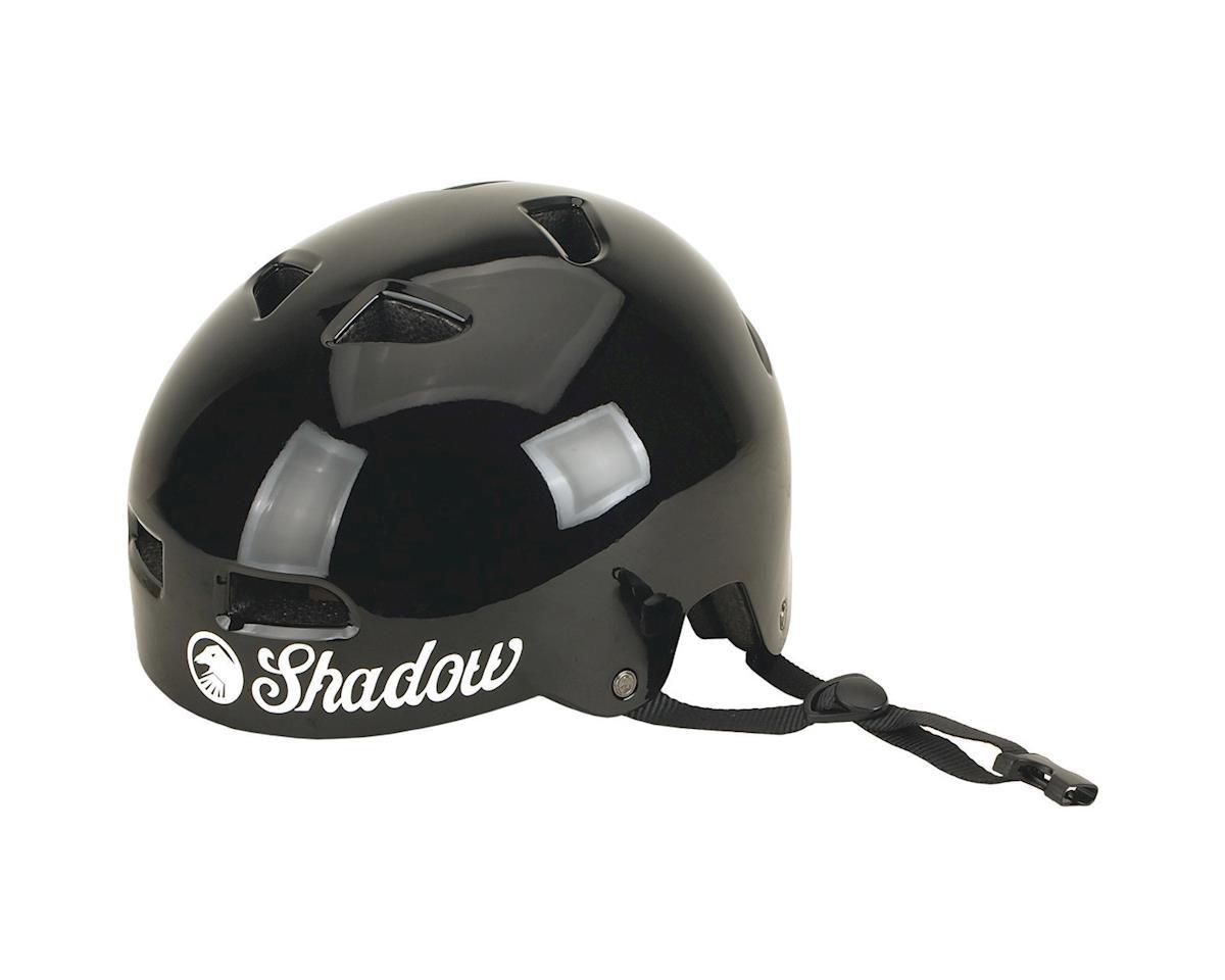 The Shadow Conspiracy Classic Helmet (Gloss Black) (S/M)