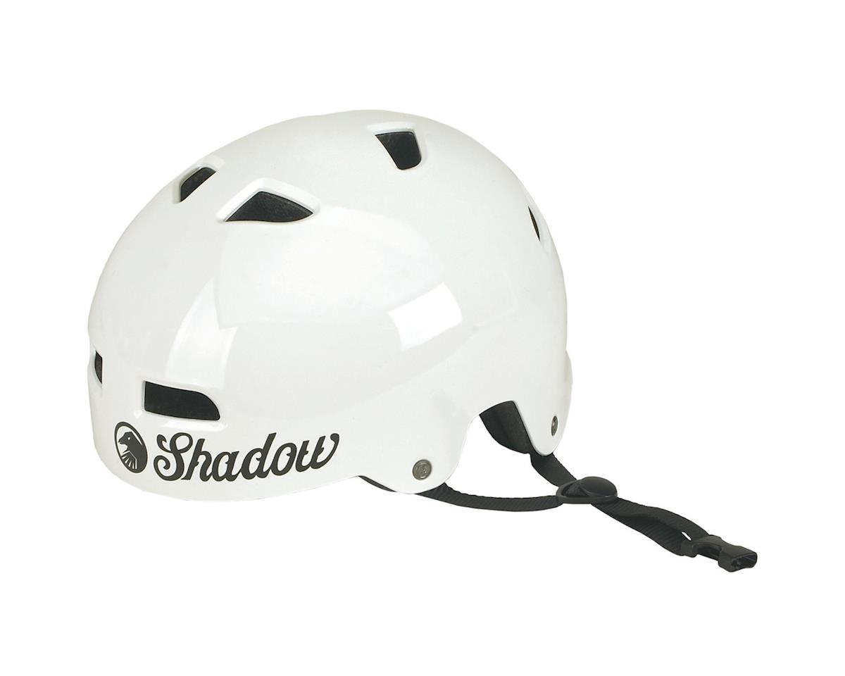 The Shadow Conspiracy Classic Helmet (Gloss White) (S/M)