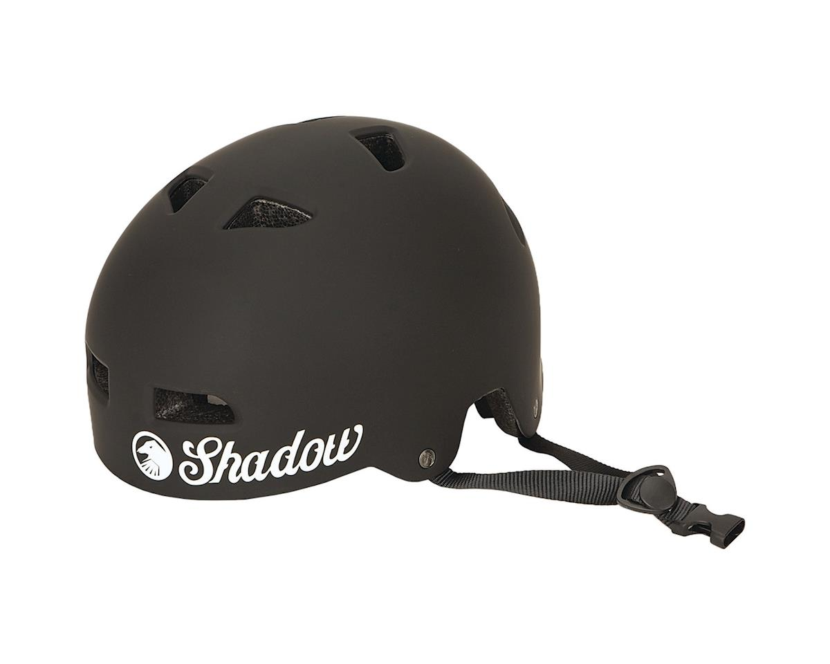 The Shadow Conspiracy Classic Helmet (Matte Black) (S/M)
