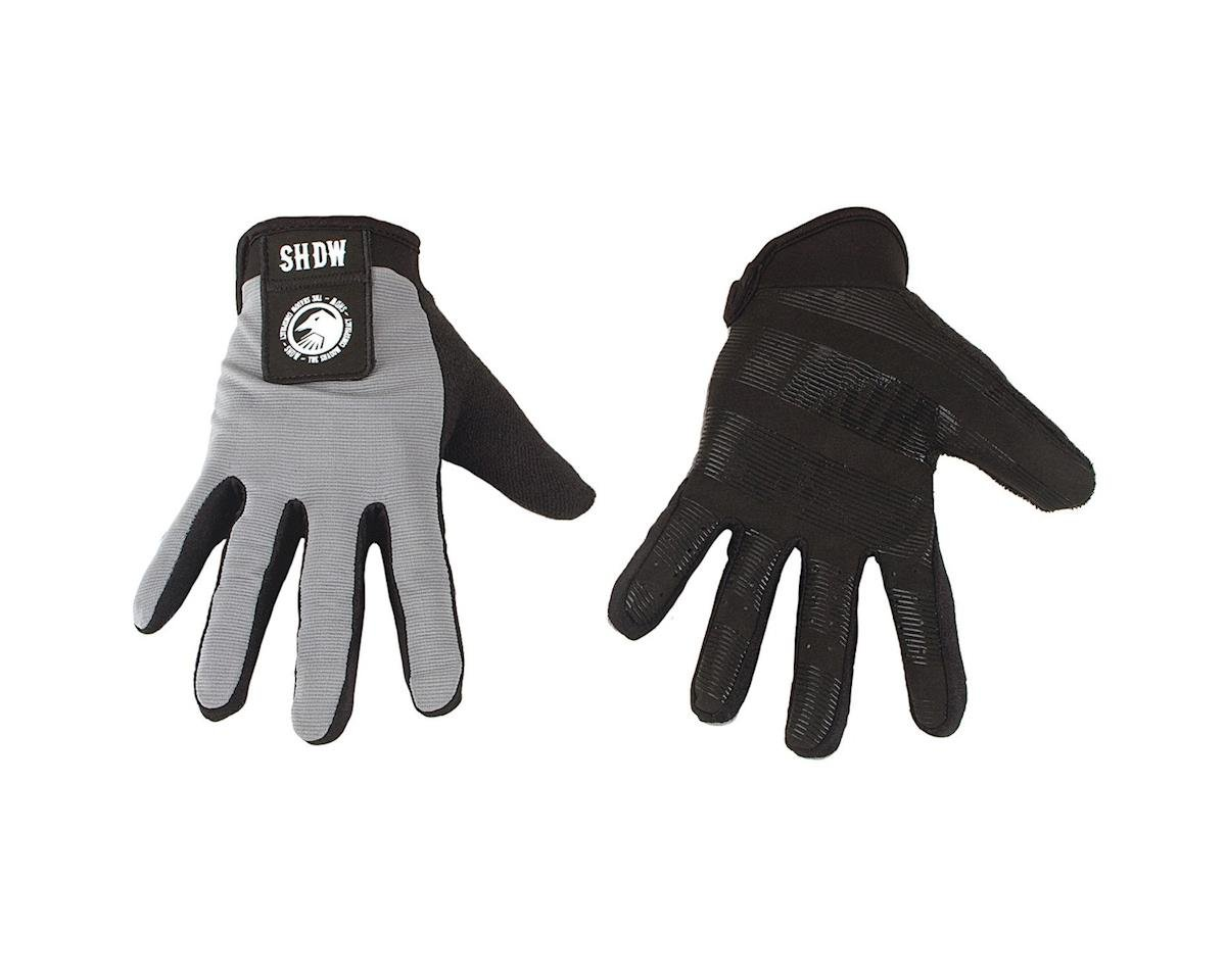 The Shadow Conspiracy SHDW Gloves (Grey) (L)