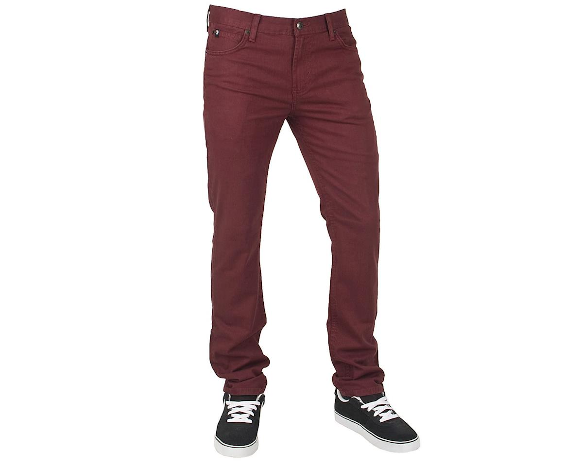 The Shadow Conspiracy Vultus Skinny Jeans (Maroon) (28)