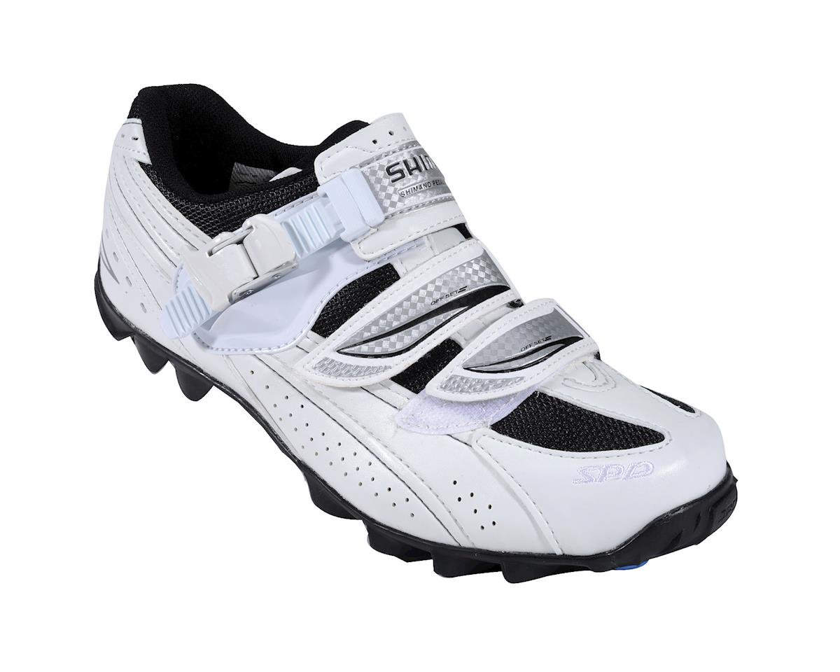 Shimano Women's SH-WM62 MTB Shoes (White)