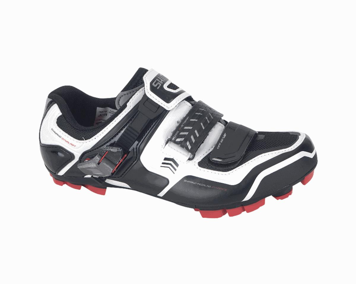 Shimano XC61 Clipless Shoes (White) (SPD) (43 Euro / 8.9 US)