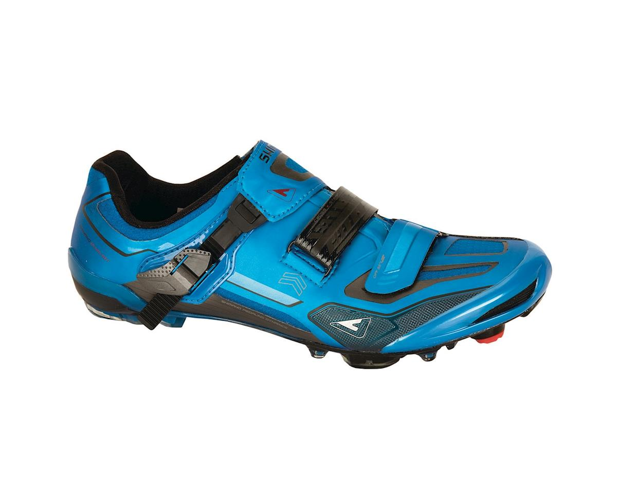 Shimano XC90 Clipless Shoes (Blue) (SPD) (42.5 Euro / 8.5 US)