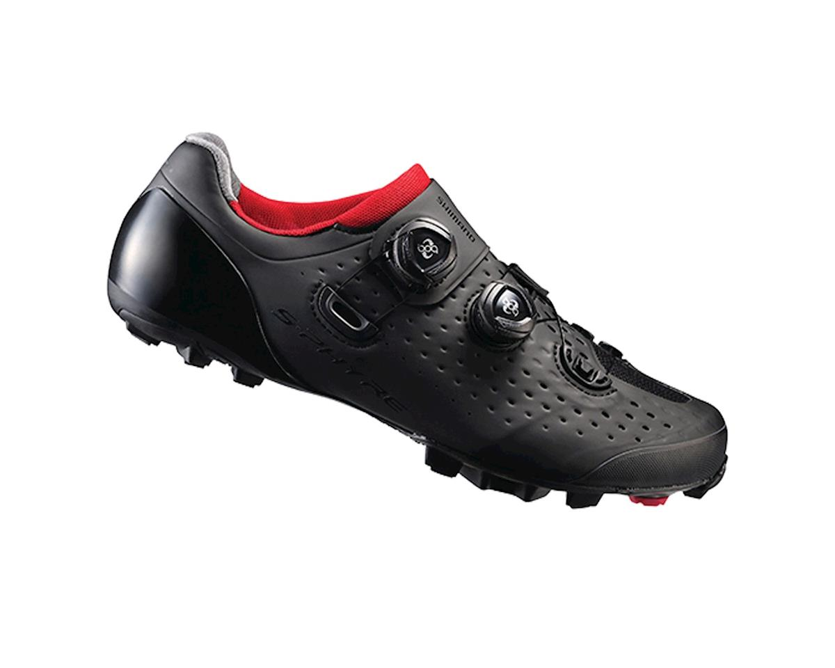 Shimano S-Phyre XC9 Clipless Shoes (Black) (SPD) (40 Euro / 6.7 US)