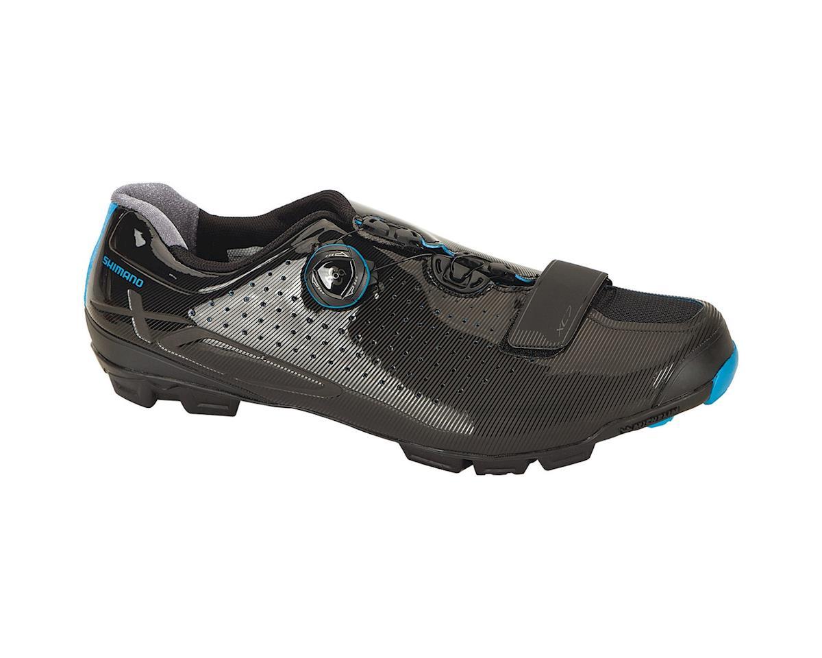 Shimano XC7 Clipless Shoes (Black) (SPD) (41 Euro / 7.6 US)