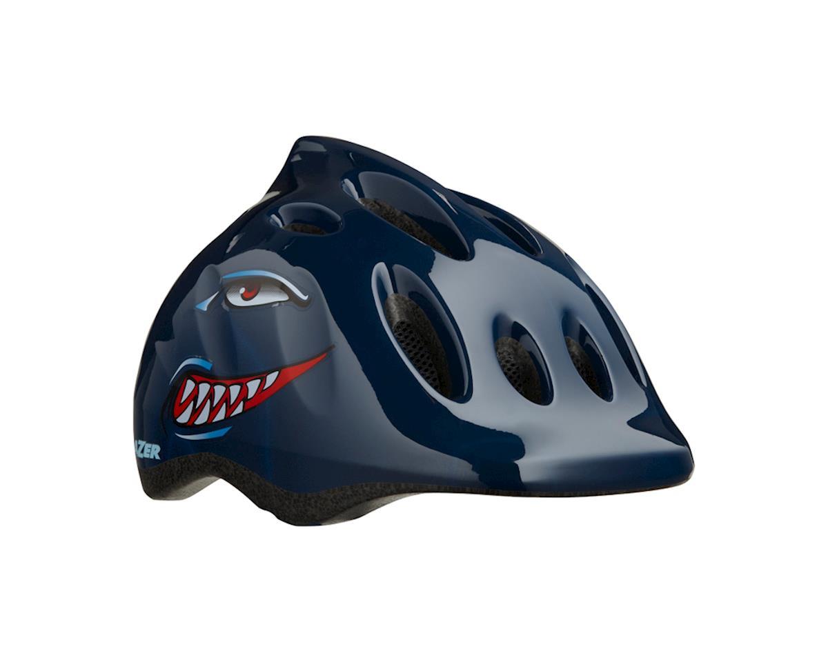 Shimano Lazer Max+ Helmet w/ Fin (Shark)