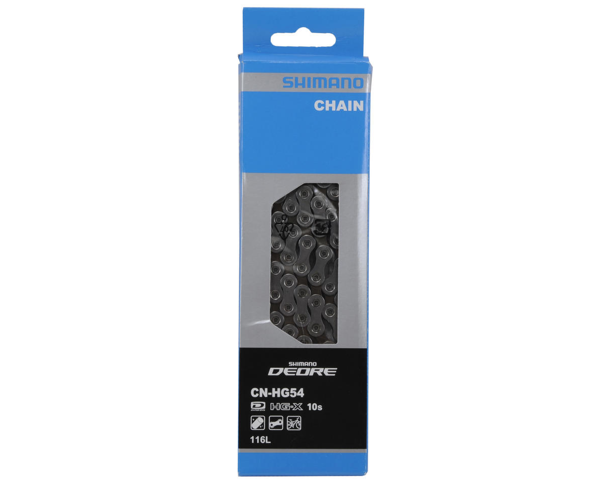 Shimano Deore CN-HG54 10-Speed Chain (116 Link)