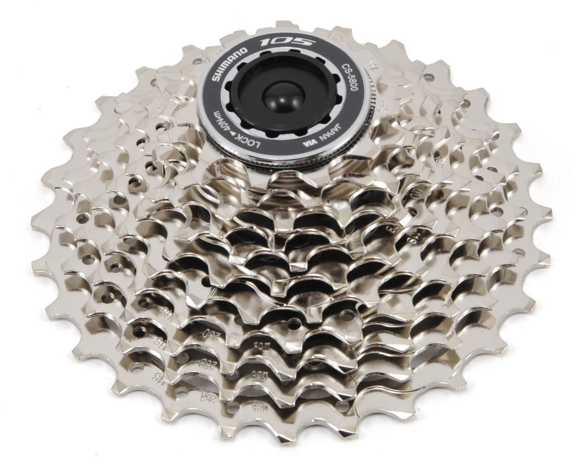 3a8f524ead Shimano 105 5800 11-Speed Cassette [CS-5800-P] | Parts