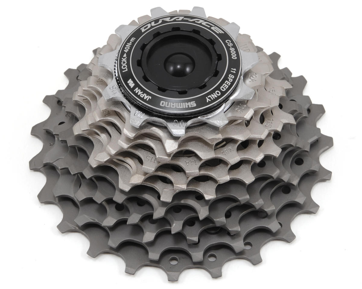 Shimano Dura-Ace CS-9000 11-Speed Cassette (11-23T)