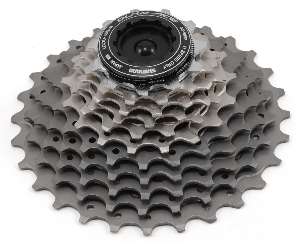 Shimano Dura-Ace CS-9000 11-Speed Cassette (11-28T)