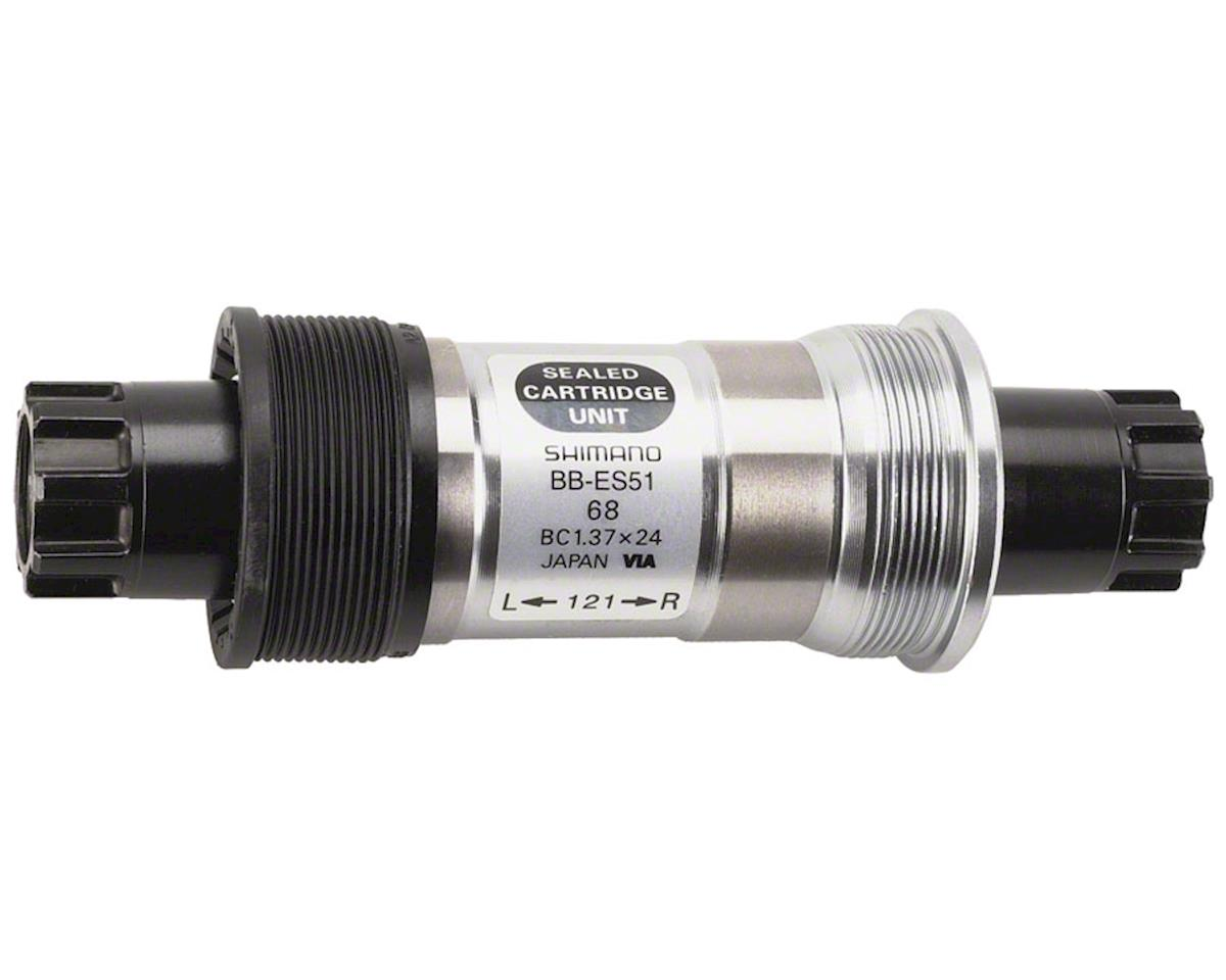 Shimano ES51 Octalink V2 Spline Bottom Bracket (English)