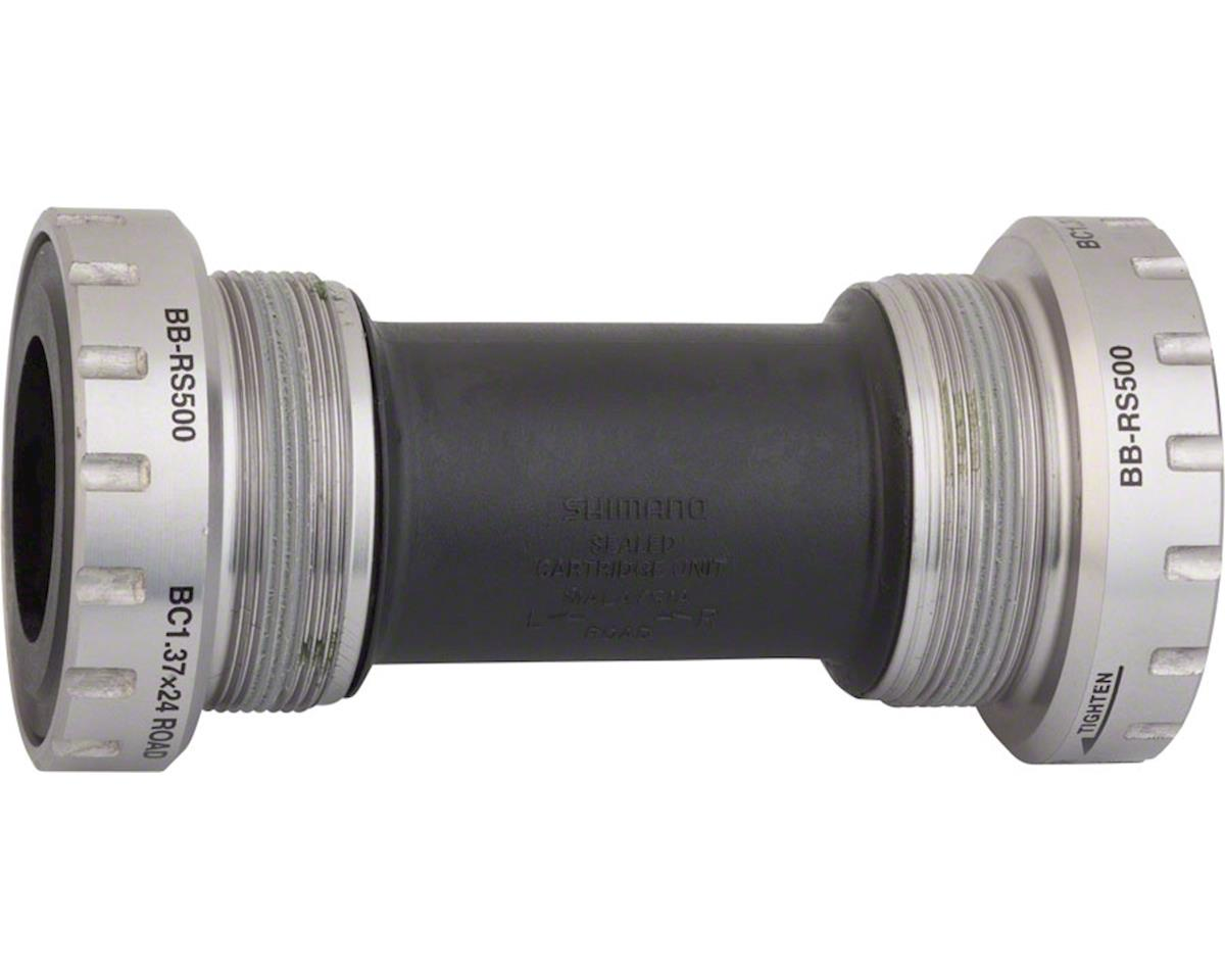 Shimano BB-RS500 Hollowtech II Threaded Bottom Bracket (68mm/English)