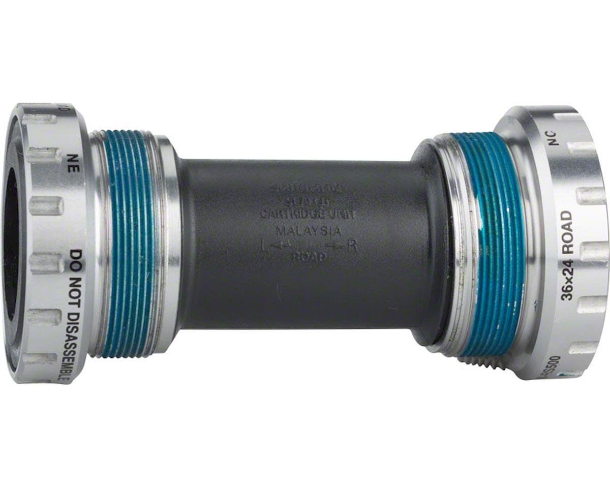 Shimano BB-RS500 Hollowtech II Threaded Bottom Bracket (70mm/Italian)