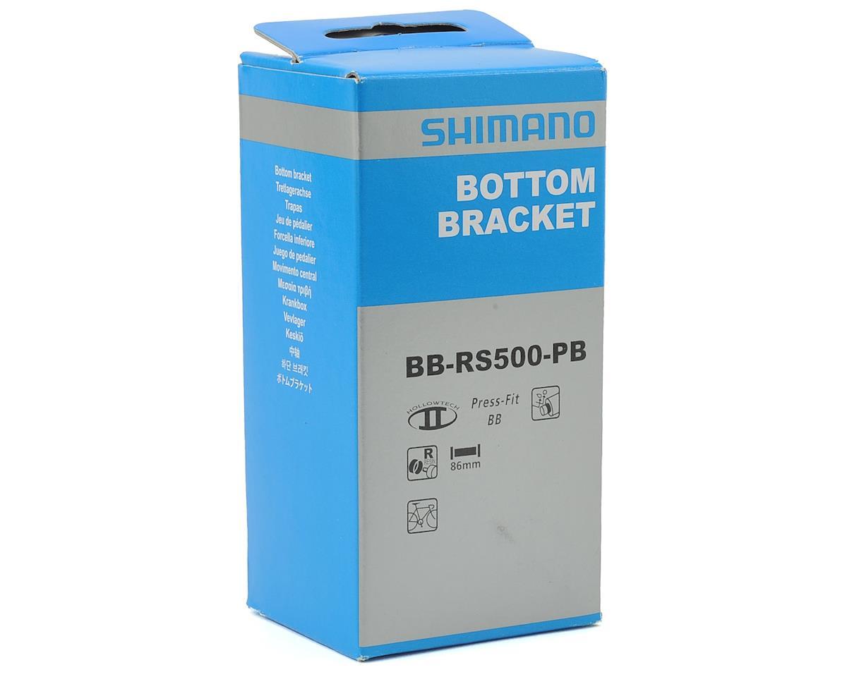 Shimano BB-RS500-PB Hollowtech II Press-Fit Bottom Bracket (86mm)