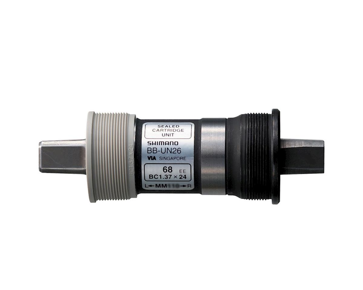 Shimano BB-UN26 Bottom Bracket (70mm) (113mm) (Italian)