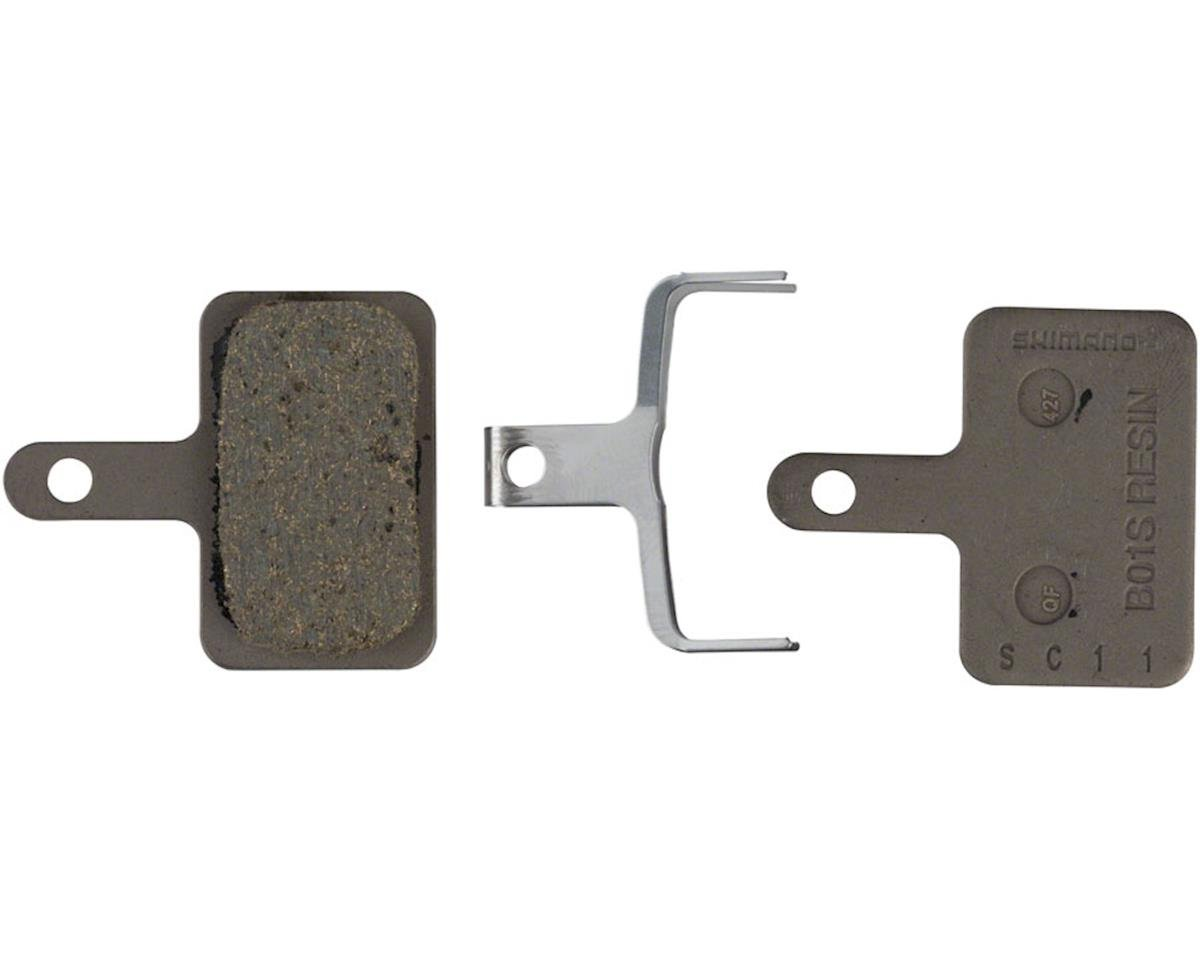 Shimano B01S Resin Disc Brake Pad & Spring | relatedproducts