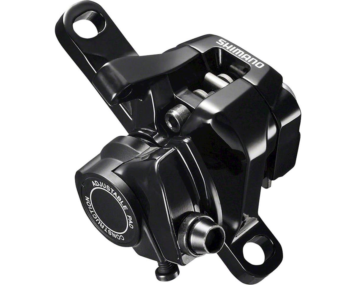 Shimano BR-R571 Road Disc Brake Caliper w/ Fork Adaptor for 160mm Rotor (Rear)