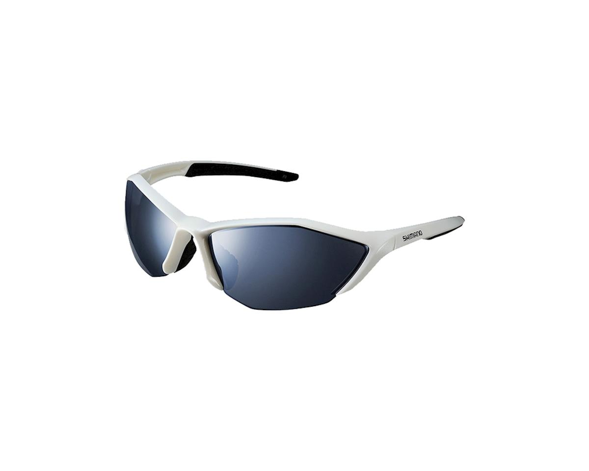 24ff5dabab Shimano CE-S61R Cycling Eyewear (Metallic White Black)  ECES61RKWL ...