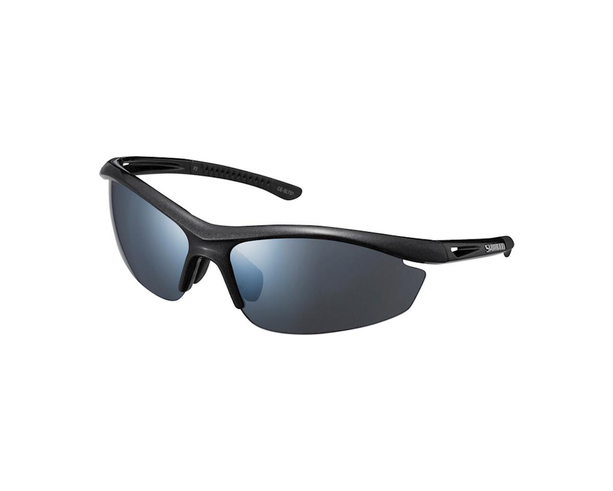 Shimano CE-SLTS1 Mr Metallic Sunglasses (Black)