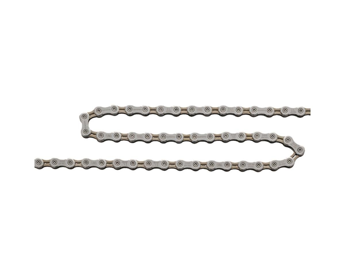 Shimano CN-4601 Tiagra 10-Speed Chain w/Ampoule Type Connect Pin (116 Links)