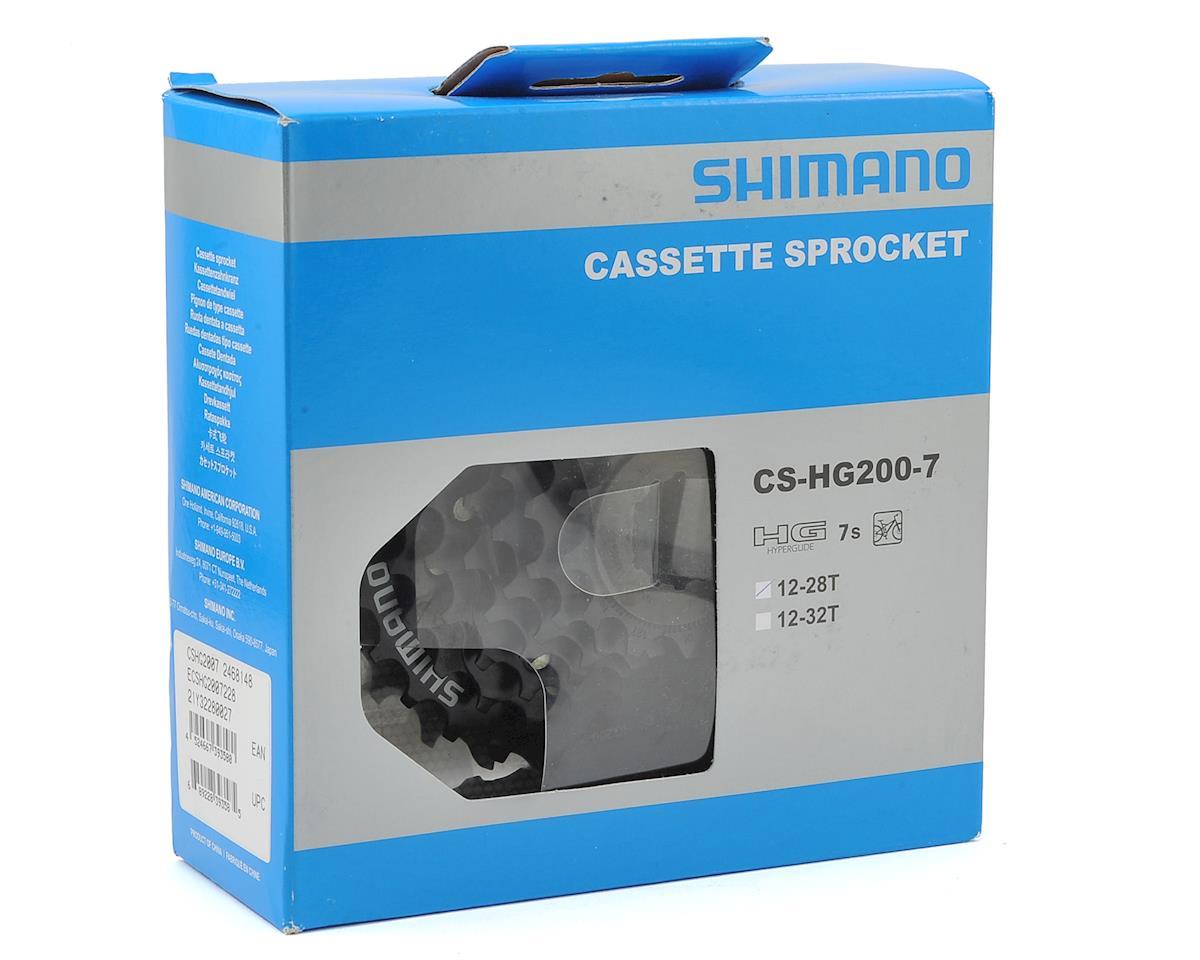 Shimano CS-HG200 7 Speed Cassette (12-28T)