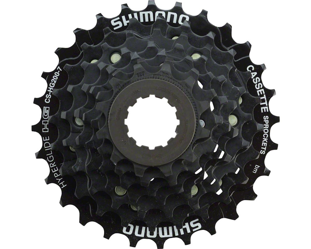 Shimano CS-HG200 7-Speed Cassette (12-28T)