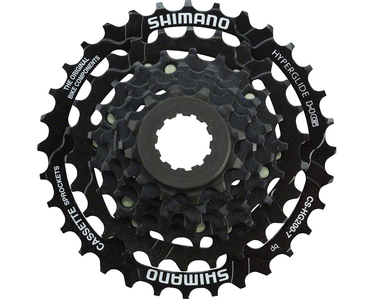 Shimano CS-HG200 7-Speed Cassette (12-32T)