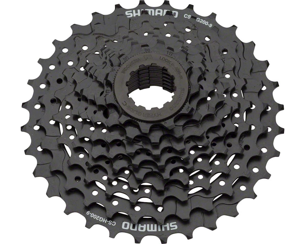 Shimano CS-HG200 9-Speed Cassette (11-32T)