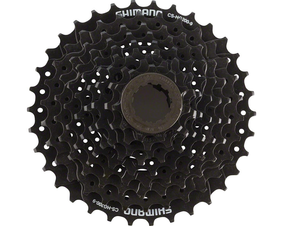 Shimano CS-HG200 9-Speed Cassette (11-34T)