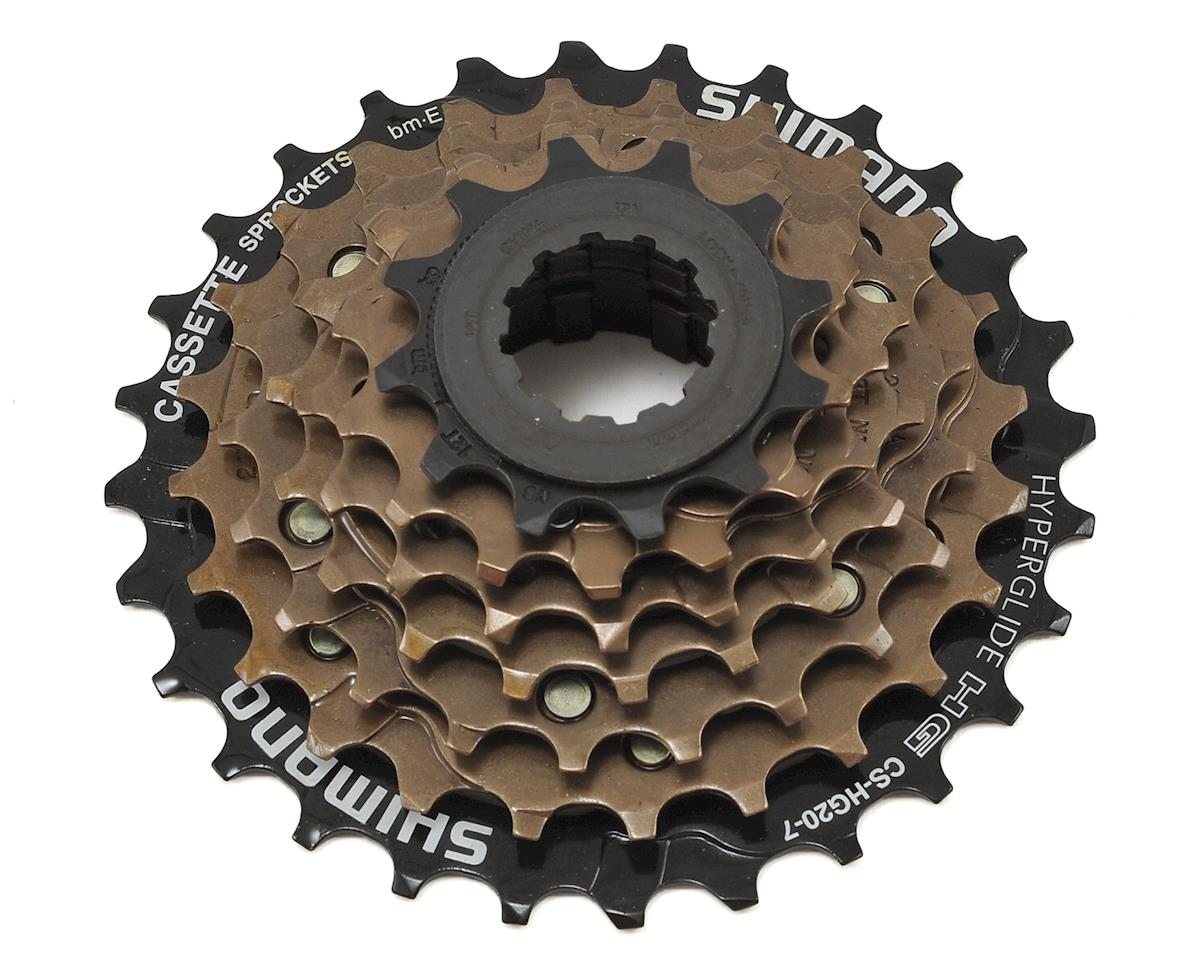 Shimano CS-HG20 7-Speed Cassette (12-28)