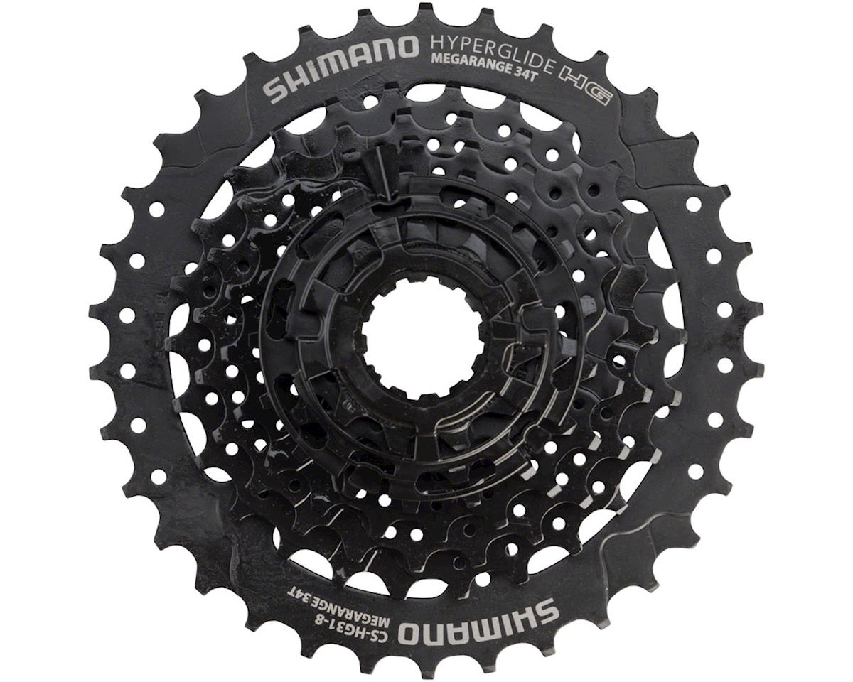 Shimano Altus CS-HG31 8-Speed Cassette (11-34T) | relatedproducts