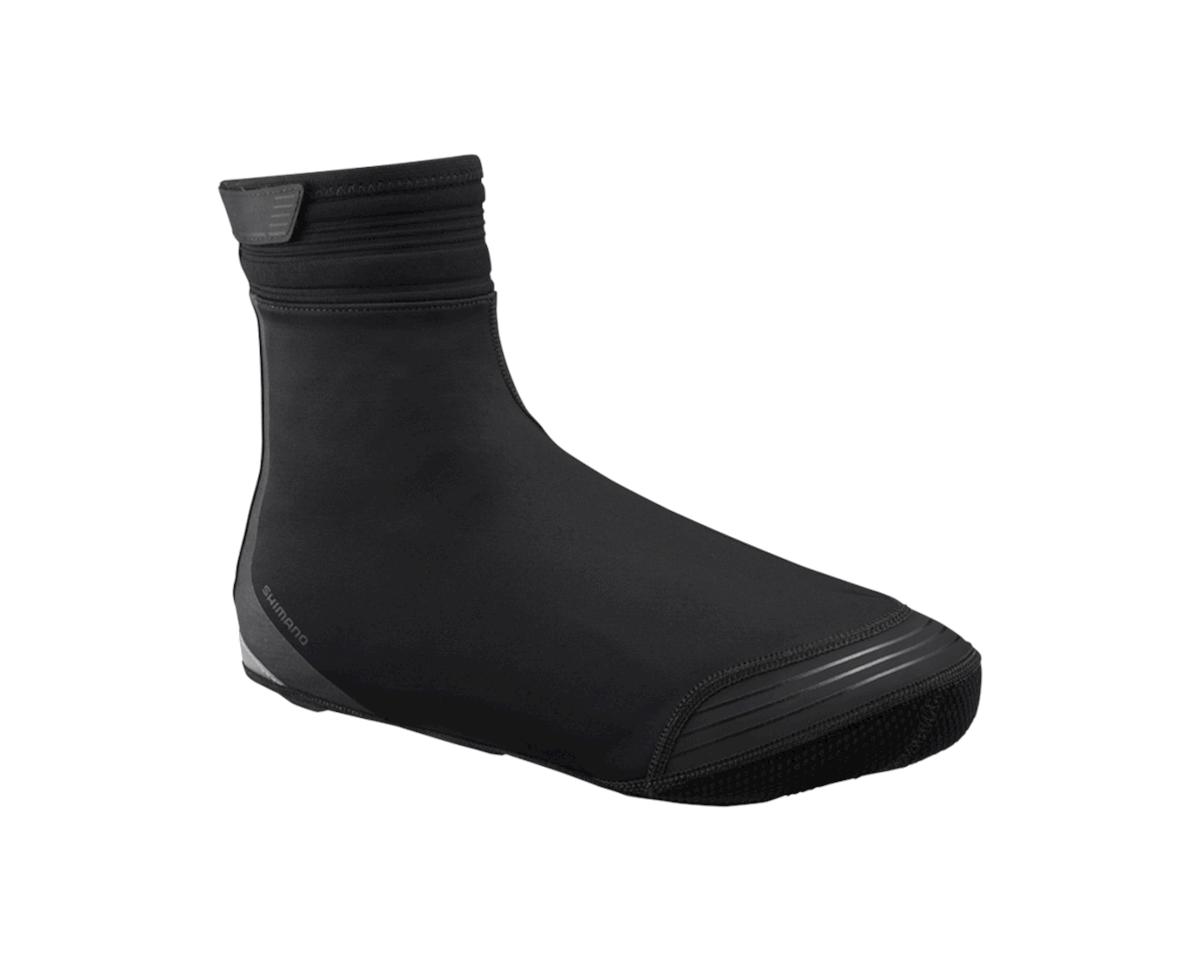 Shimano S1100X Soft Shell Shoe Cover (Black) (XL)