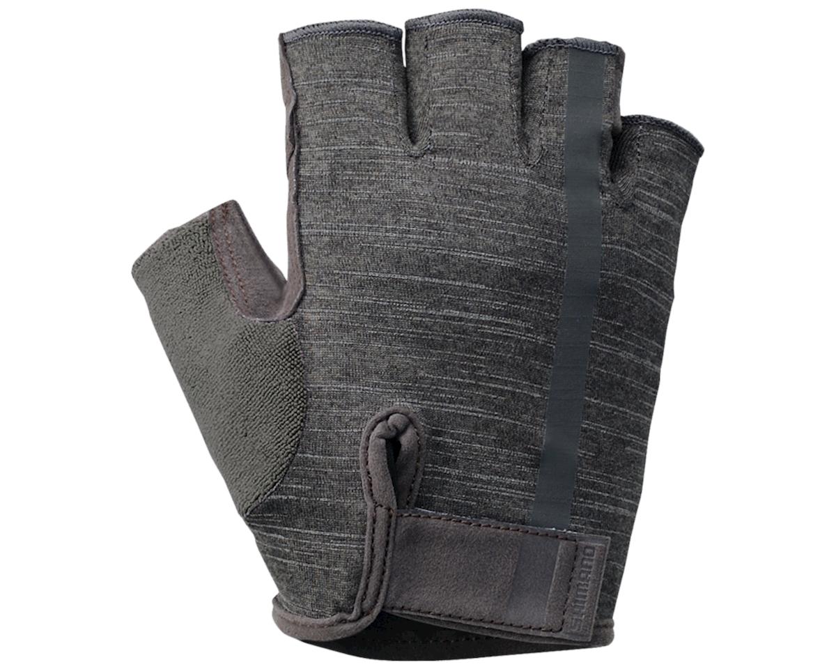 Shimano Women s Transit Gloves (Raven Grey)  ECWGLBSQS41YQW-P ... 5aeb682cf
