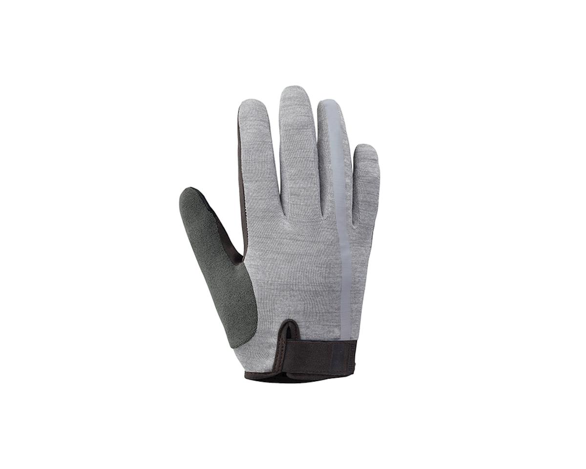 Shimano Transit Long Gloves Women s (Alloy Grey)  ECWGLBSQS42YJIAG-P ... 14a40993e