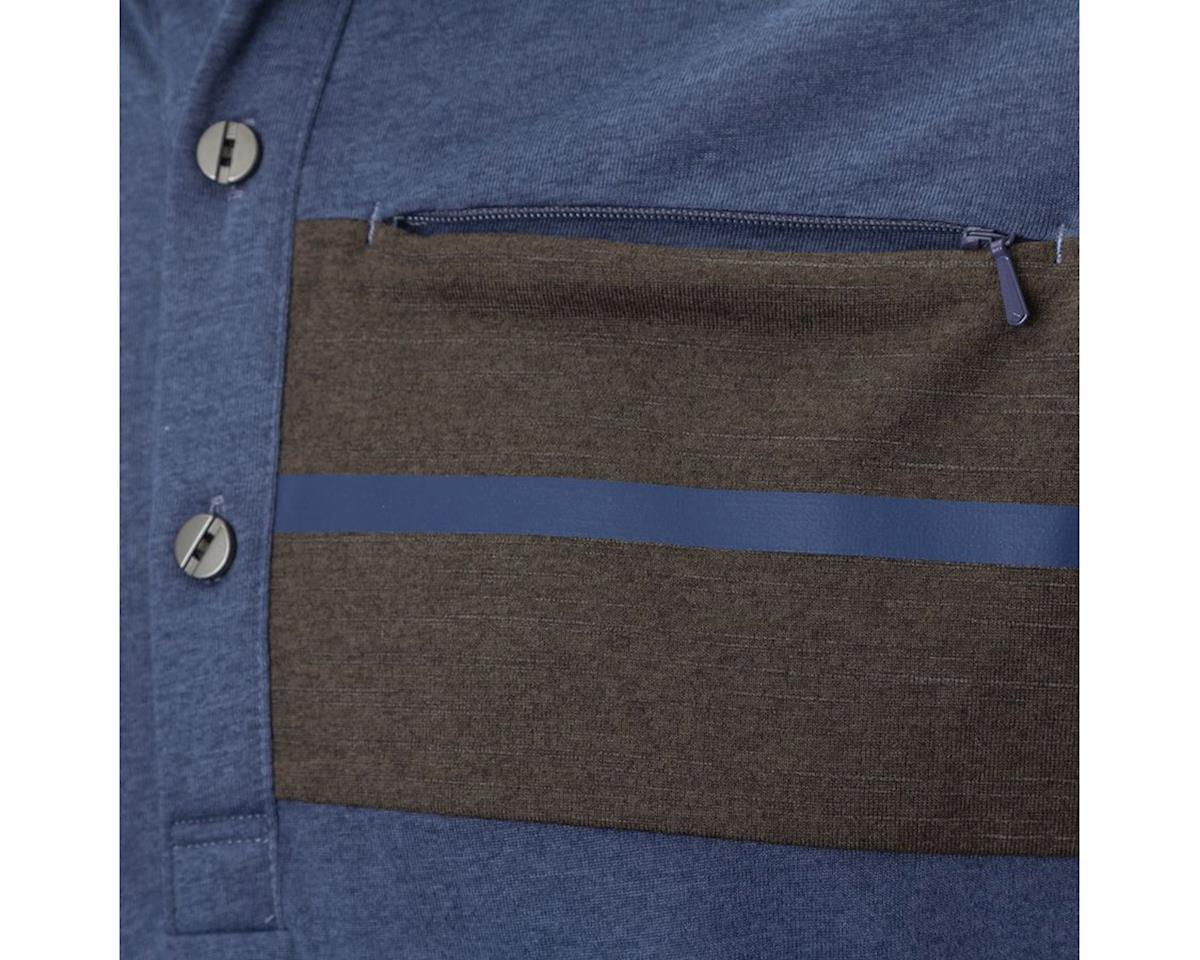 Shimano Transit Polo (Crown Blue)