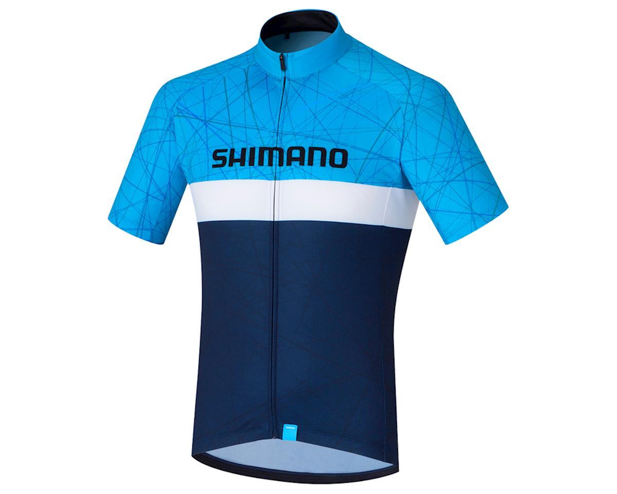 Shimano Team Jersey (Navy)
