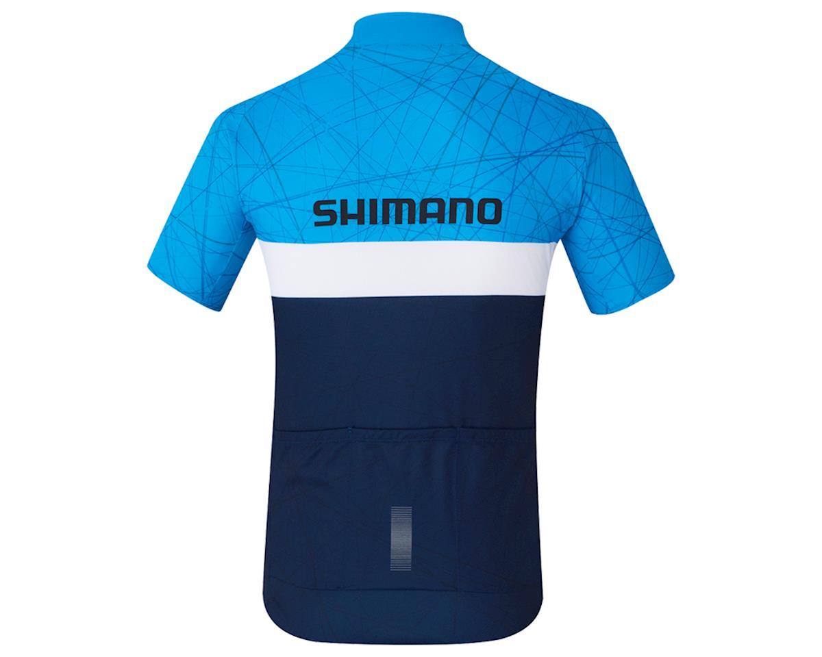 Pearl Izumi Shimano Team Jersey (Navy) (M)