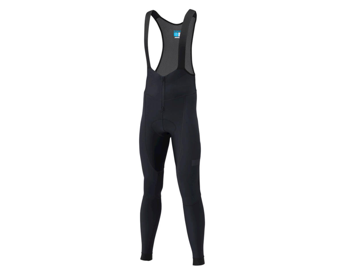 Shimano Evolve Wind Bib Tights (Black)