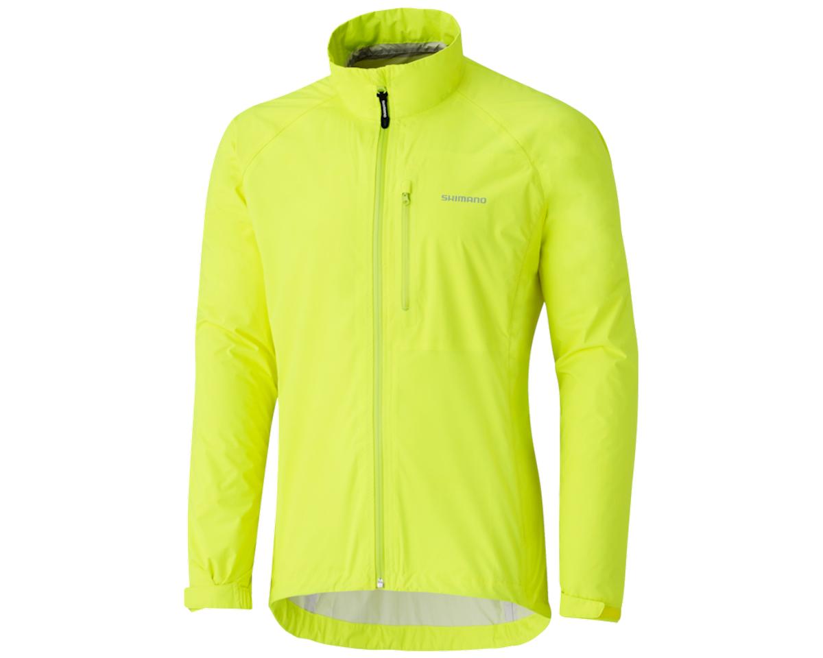 Shimano Explorer Rain Jacket Neon Yellow (NEON)