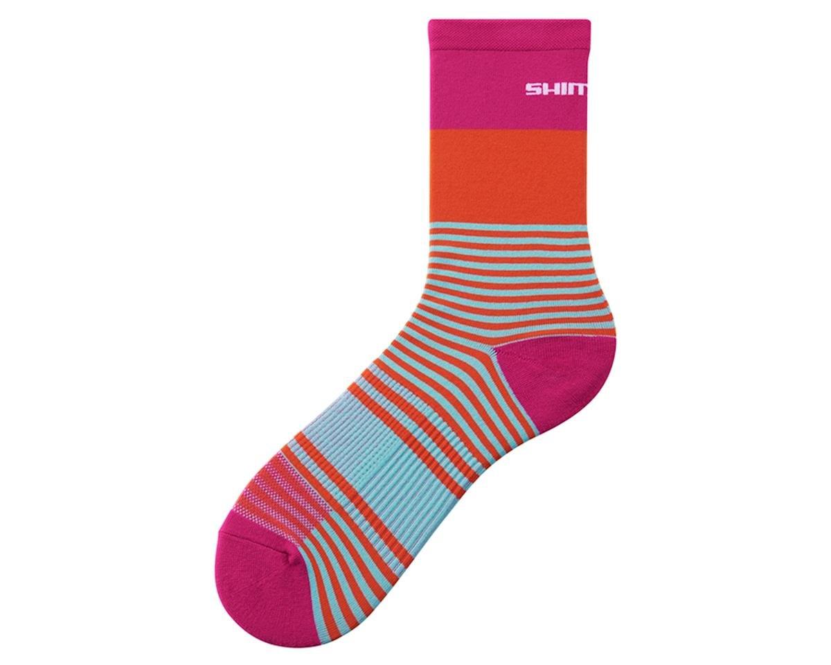 Shimano Original Tall Socks (Pink) (L/XL)