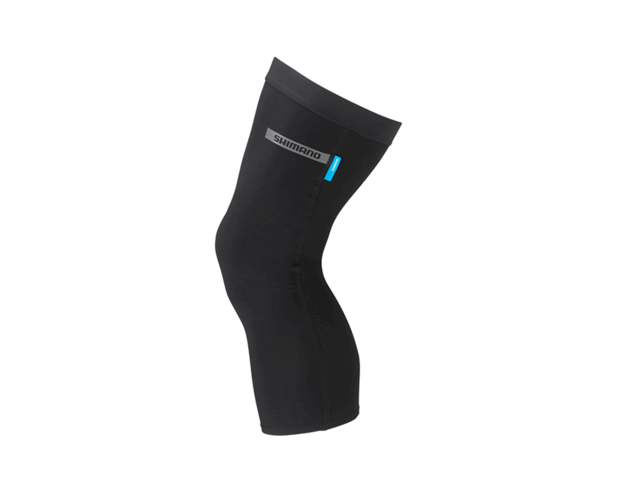 Shimano Knee Warmer (Black) (S)
