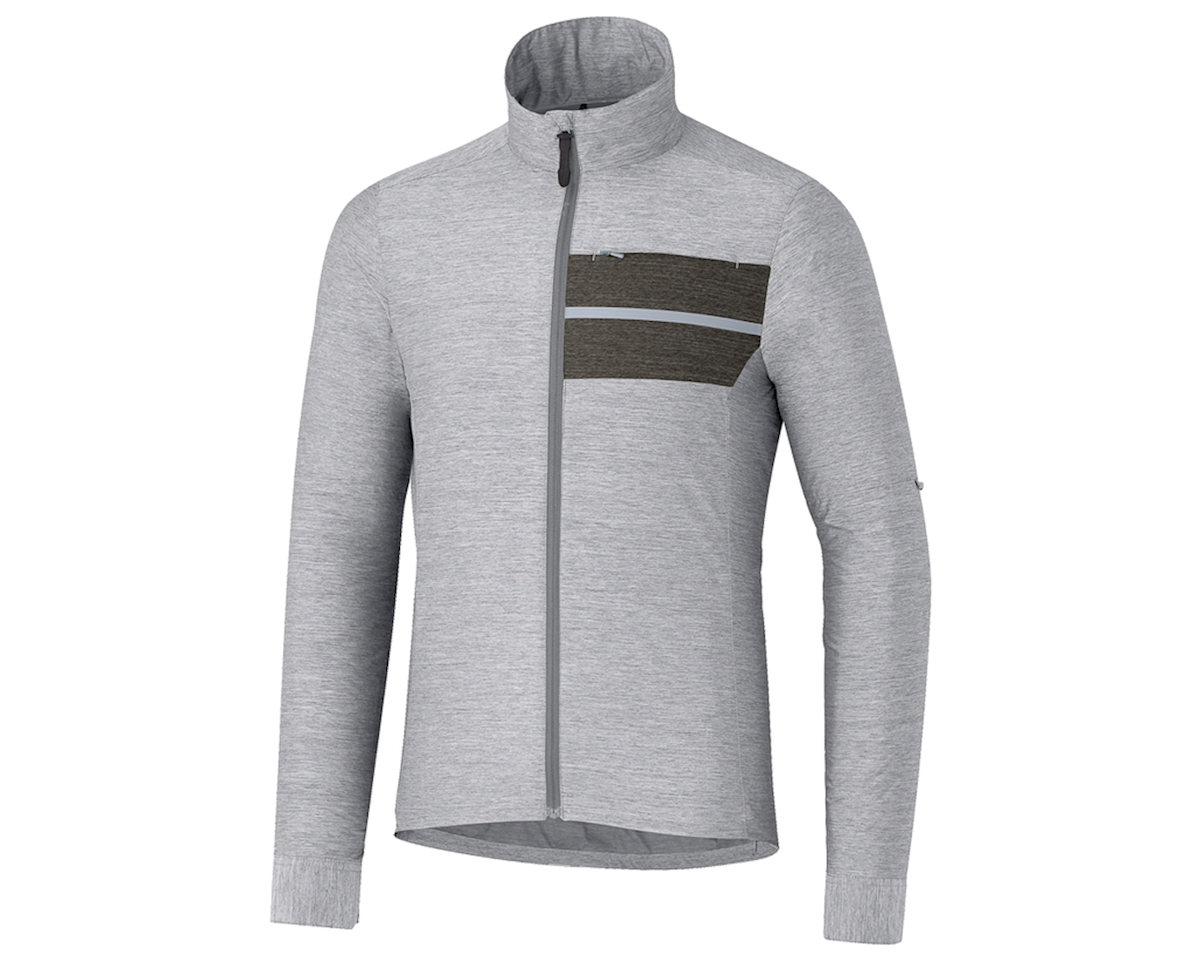 Shimano Transit Windbreak Jacket (Alloy Grey)