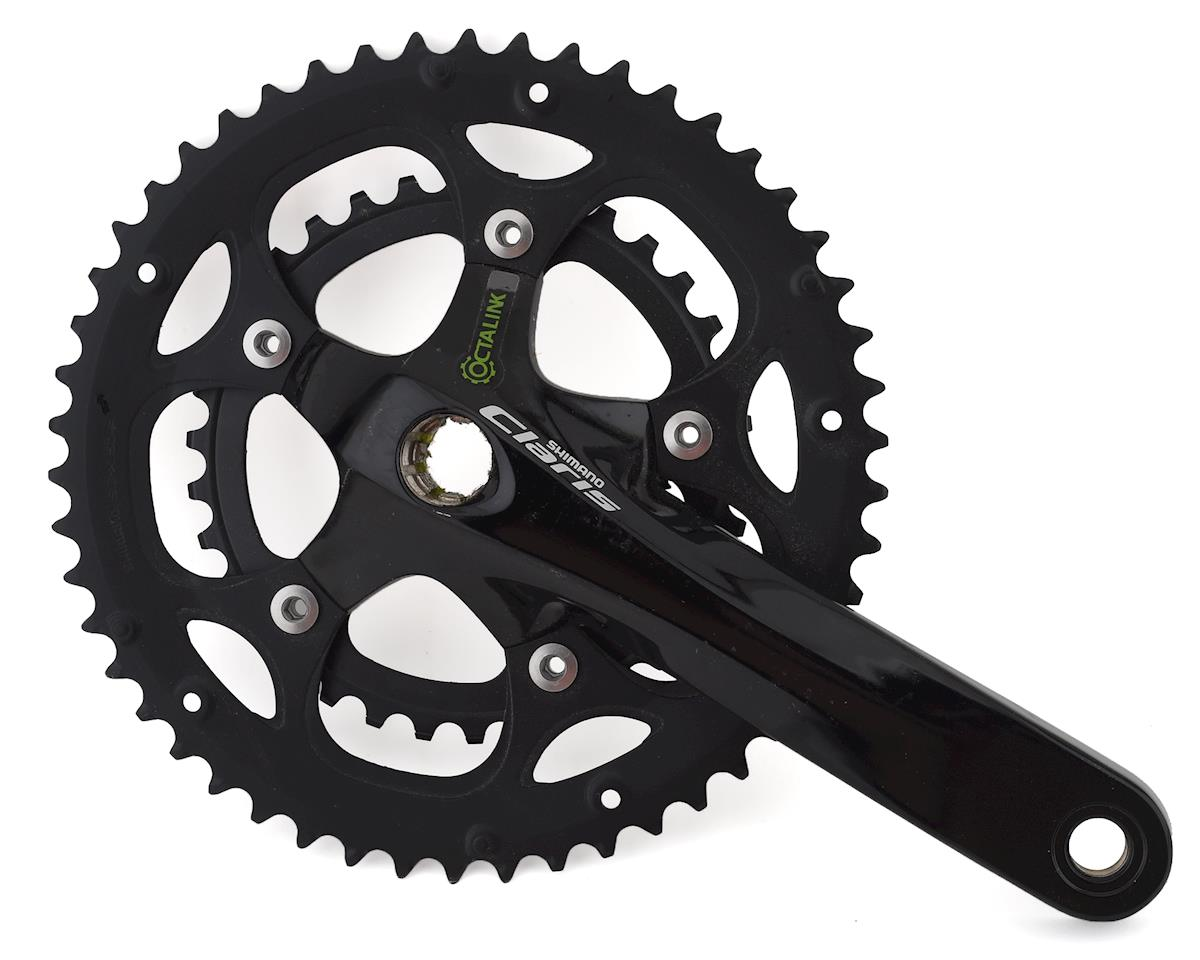 Shimano FC-2450 Claris Octalink Crankset (Black) (175mm) (50x34T) (8-Speed)