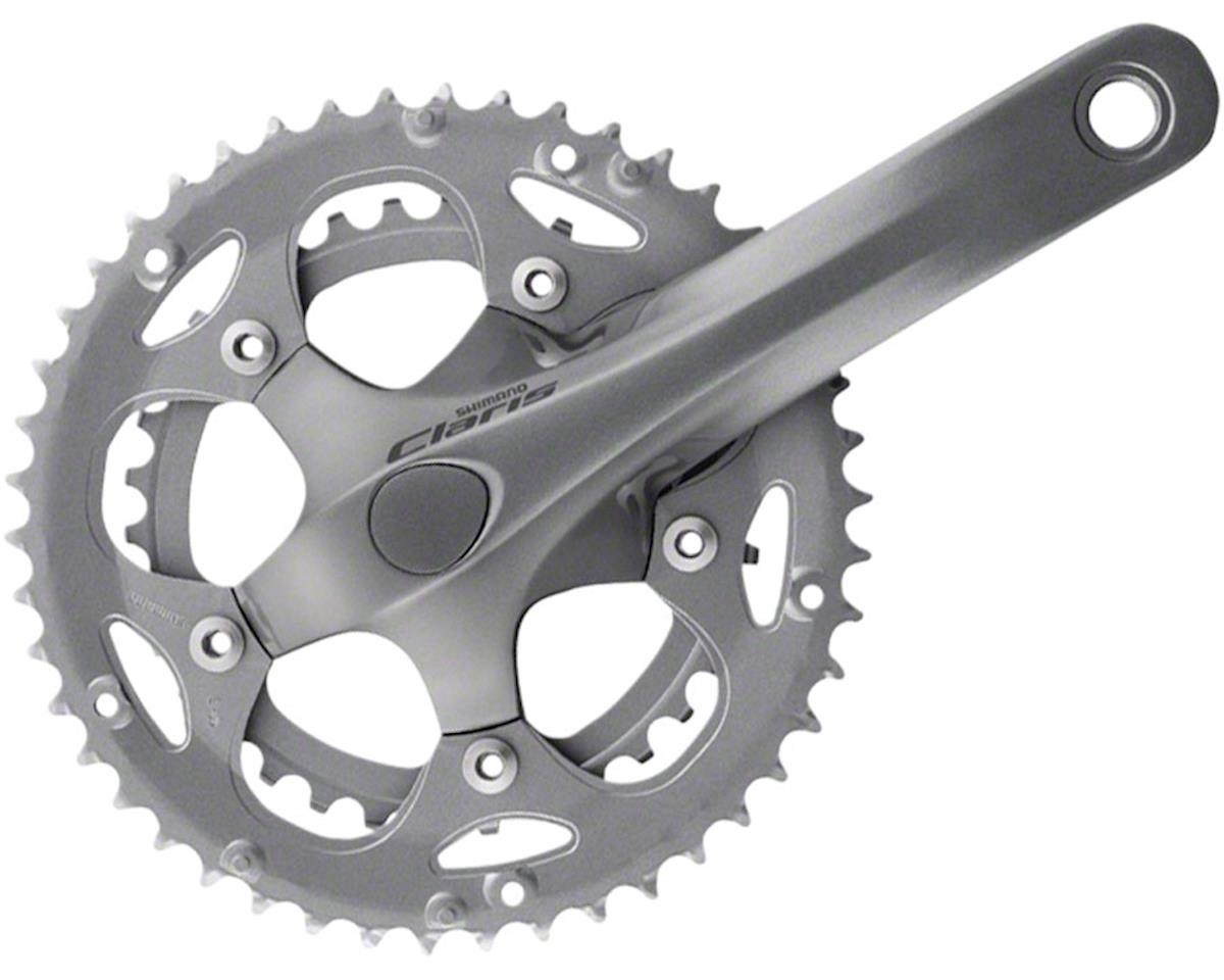 Shimano Claris 2450 8-Speed Octalink Crankset (34/50T) (175mm)