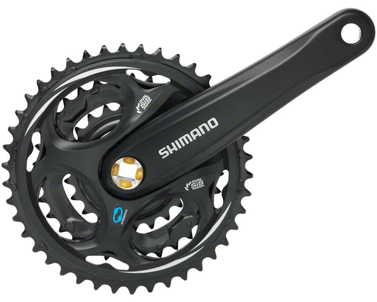 Shimano Altus M311 7/8-Speed 170mm 22/32/42t Square Crankset, Black