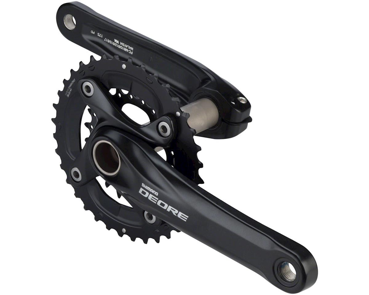 Image 2 for Shimano Deore M617, 10-Speed Crankset (175mm) (22/36t)